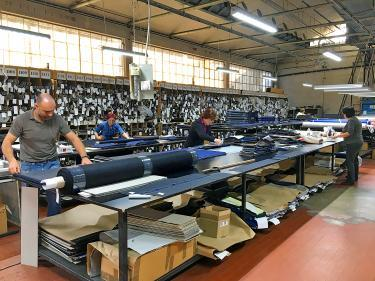 China's pain, Italy's gain: Textile buyers turn to West