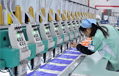Vietnamese garment sector largely dependent on imported fabrics